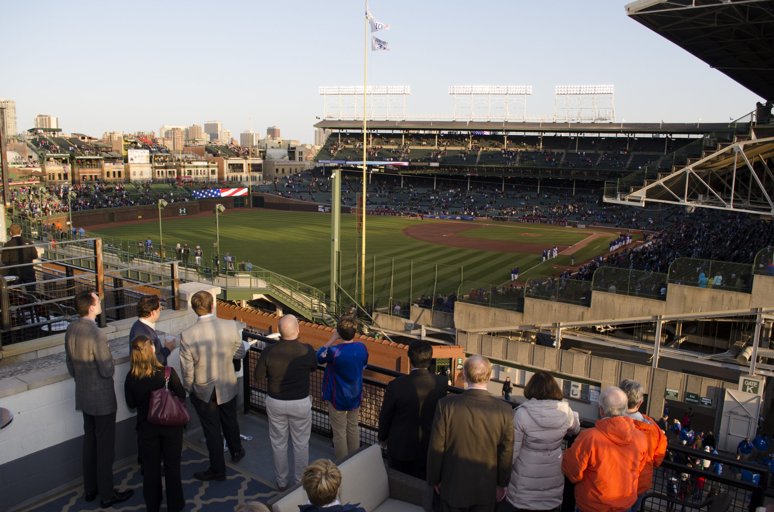 2014 Cubs Rooftop Event