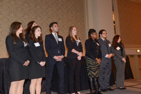 2014 Unity Dinner 10 (Scholarship Recipients1)