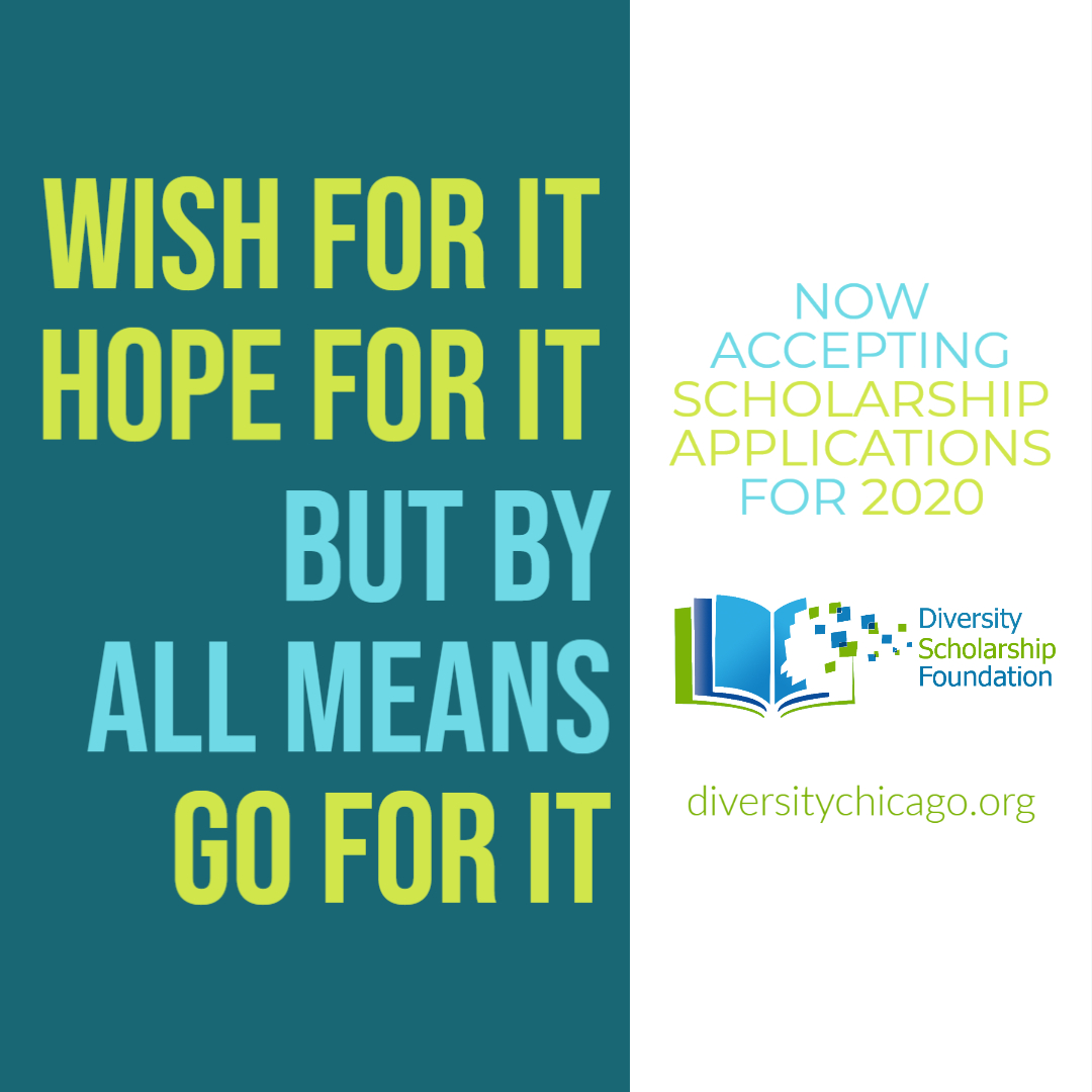 2020 Scholarship Applications Accepted Through September 14, 2020