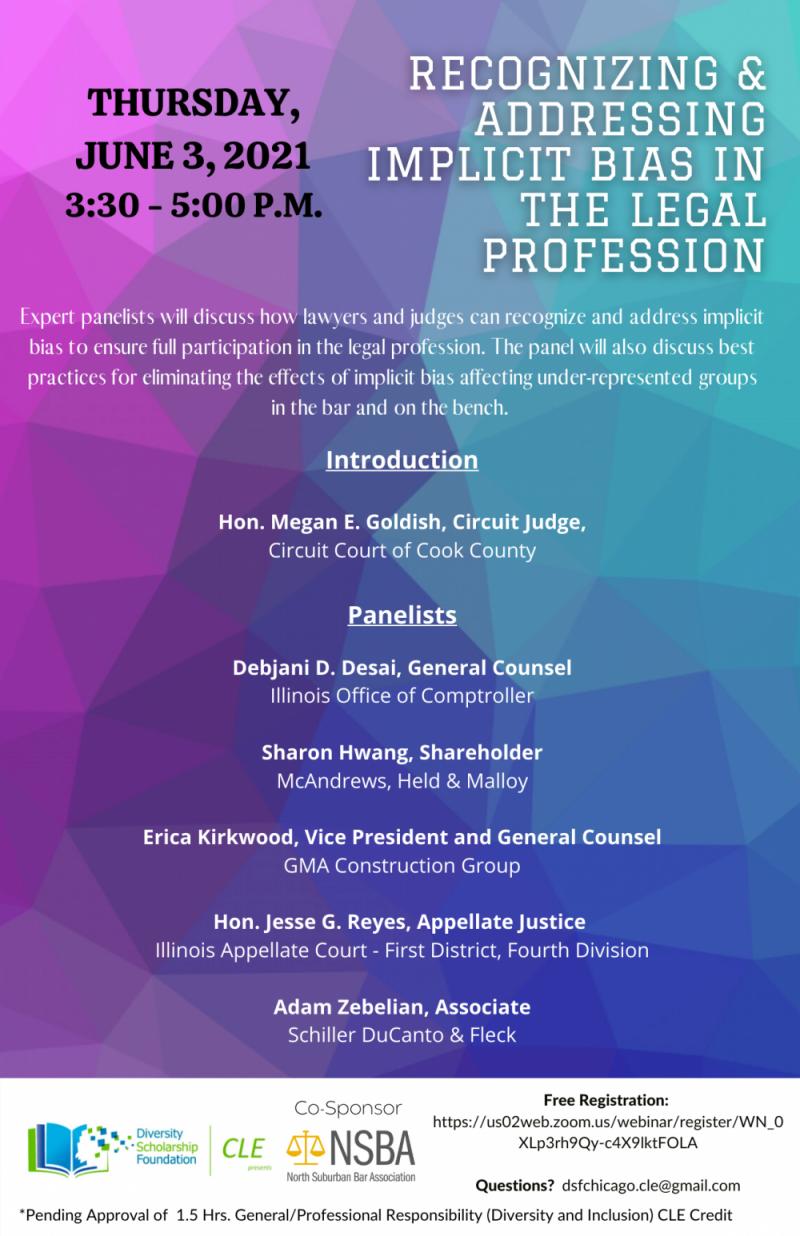 Recognizing & Addressing Implicit Bias in the Legal Profession